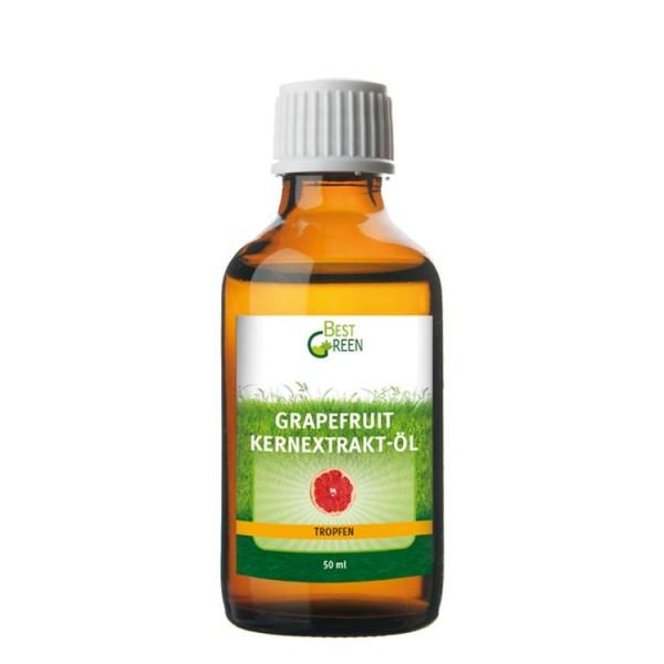 Grapefruit Kernextrakt-Öl