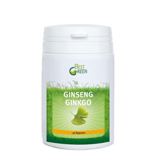 Ginseng Ginkgo