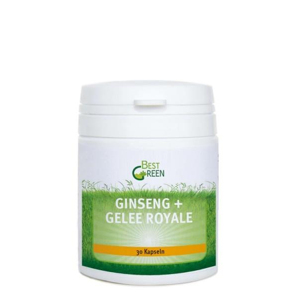 Ginseng + Gelee Royale